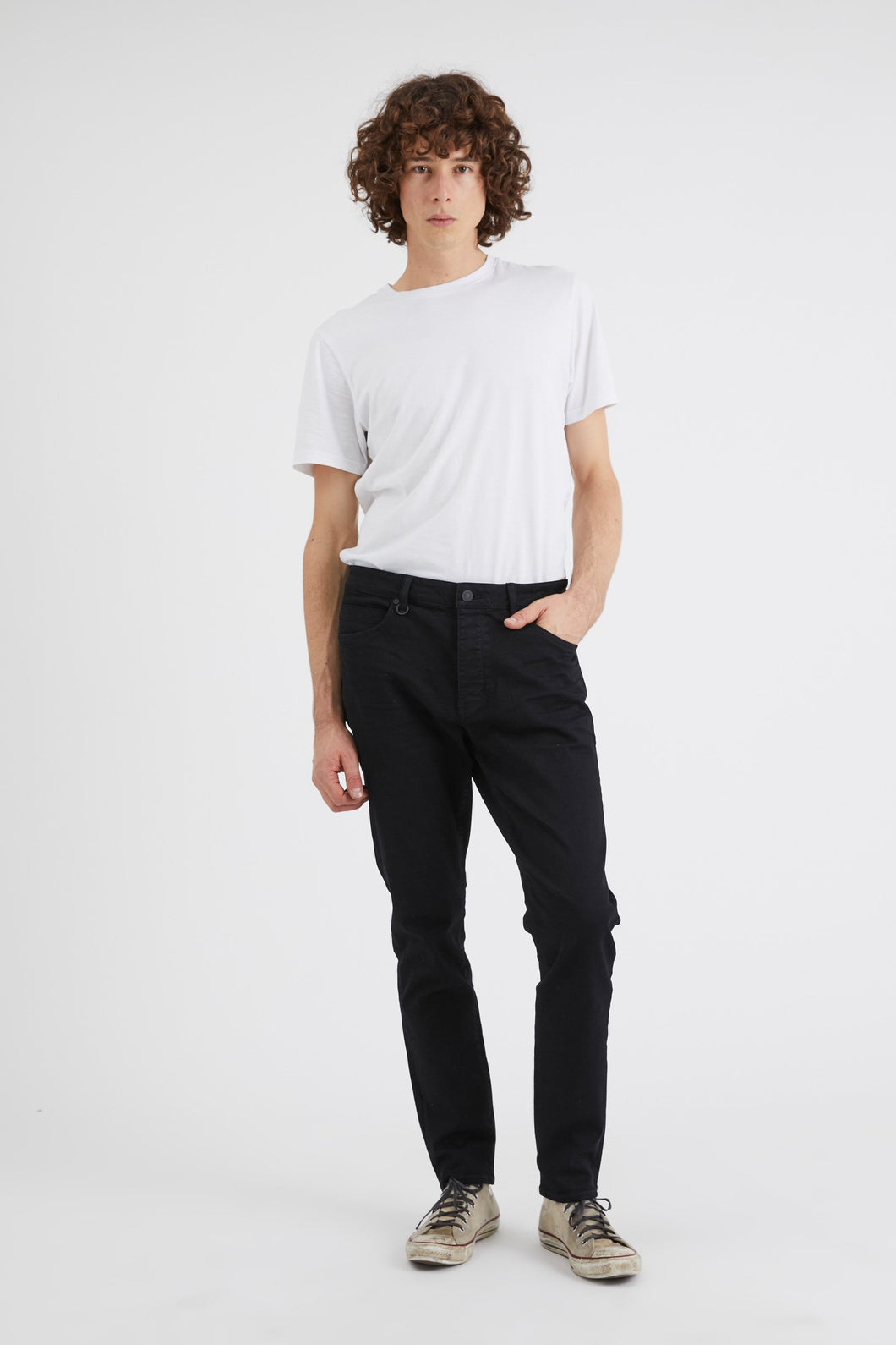 Neuw Ray Tapered North Black