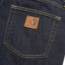 Load image into Gallery viewer, Carhartt WIP Rebel Pant Spicer Blue rinsed