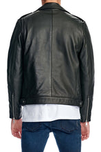 Load image into Gallery viewer, Neuw Denim Club Jacket Black Leather