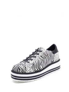 Top End Story Black & White Zebra Multi