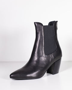 Mollini Ushola Black Leather