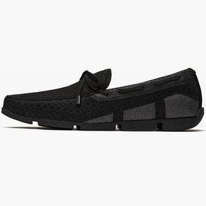 Swims Breeze Lace Loafer Black