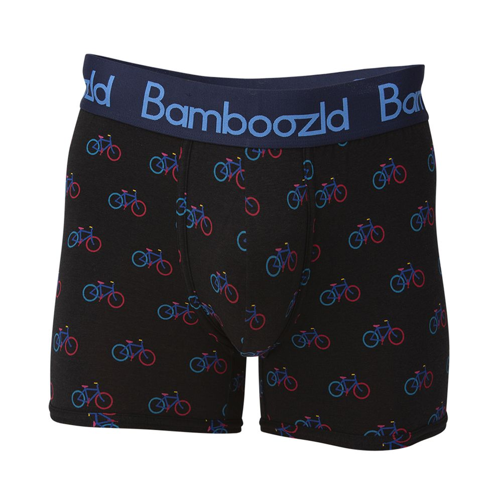 Bamboozled Mens Underwear Trunk Onya Bike