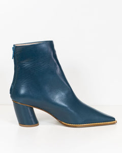 Beau Coops Patti Teal Leather
