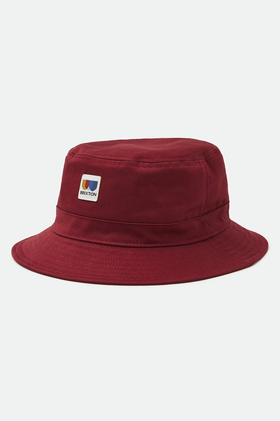 Brixton Alton Packable Bucket Hat Cowhide