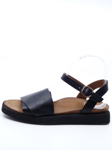 Bueno Jane Black Leather