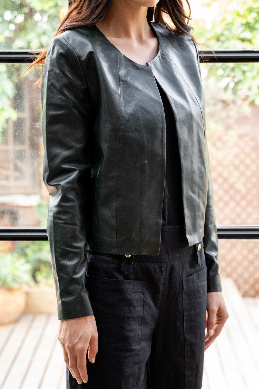 DEA Miller Leather Jacket