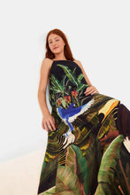 Load image into Gallery viewer, Farm Rio Toucan Maxi Dress