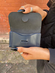 IE FRANCIS Tab Wallet Navy