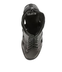 Mollini Jayman Black Leather