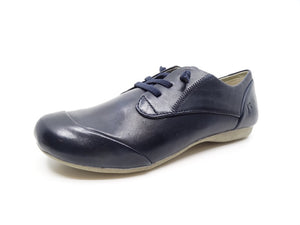 Josef Seibel Fiona 01 Navy Leather