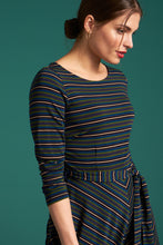 Load image into Gallery viewer, King Louie Betty Dress Elmore Stripe