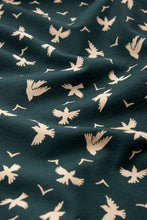 Load image into Gallery viewer, King Louie Sofia Midi Skirt Birdie Pine Green