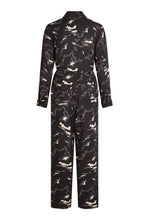 Load image into Gallery viewer, Komodo Shiva Jumpsuit Nepali Black