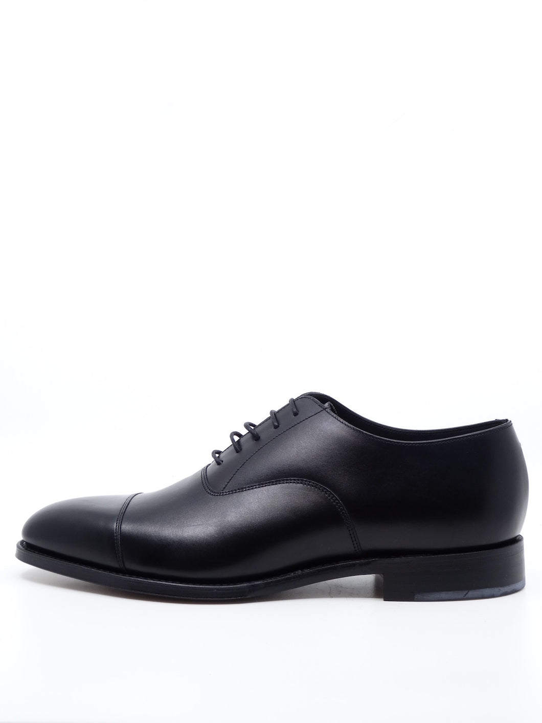 Loakes Aldwych Black Leather