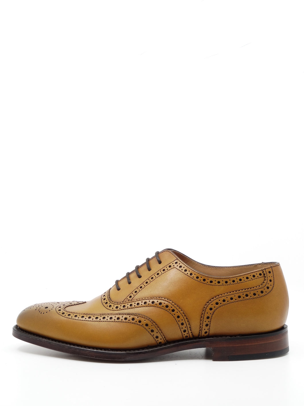 Loakes Buckingham Tan Leather