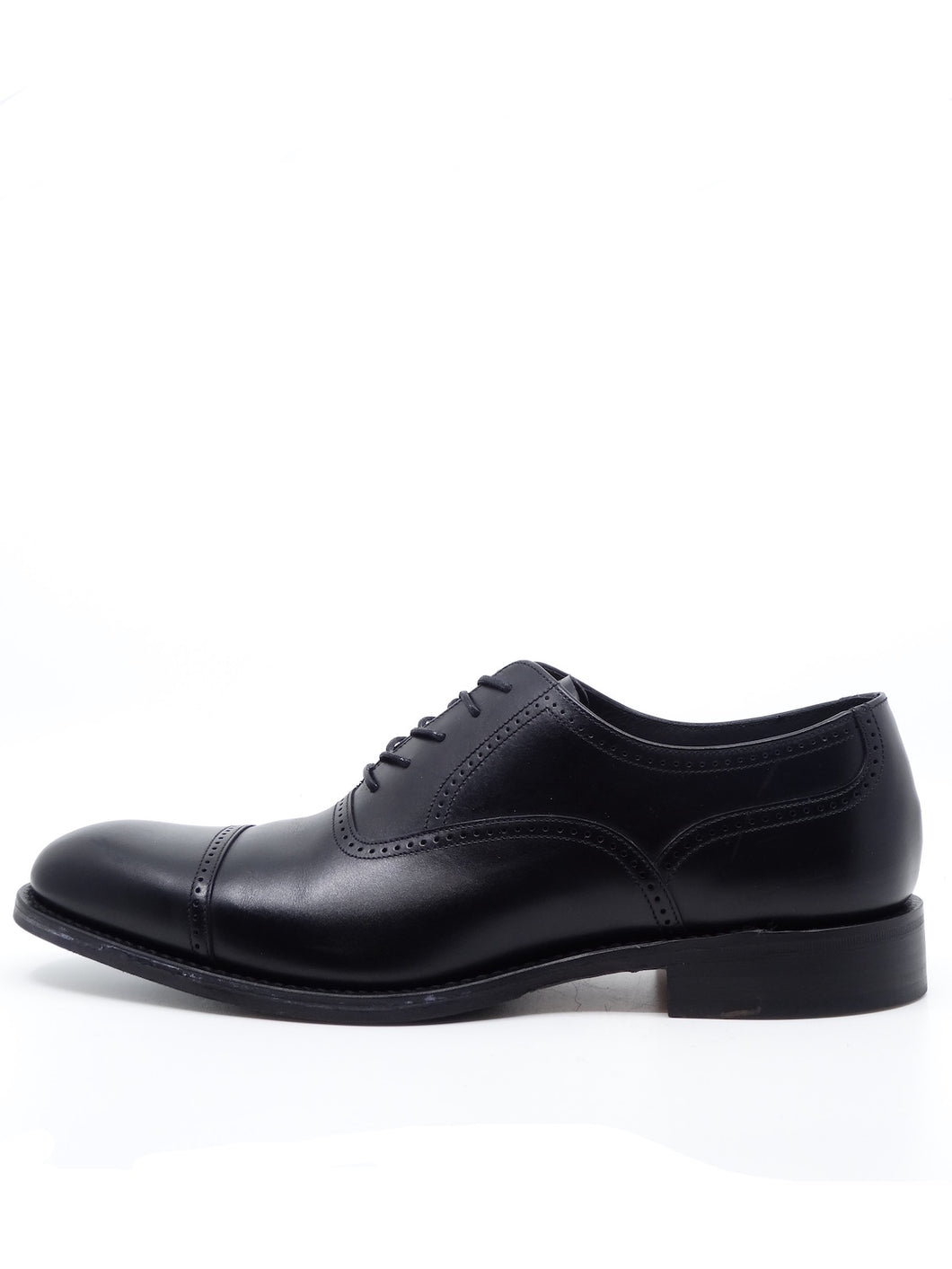 Loakes Ledbury Black Leather
