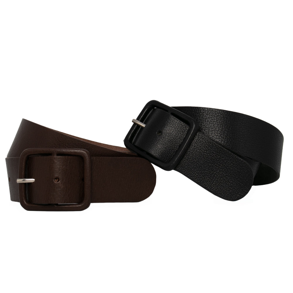 Loop Leather Co Queen Anne Belt Brown