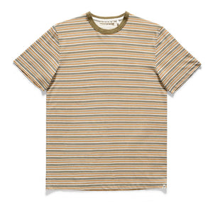 McTavish Hemp Horizon Tee Deep Olive