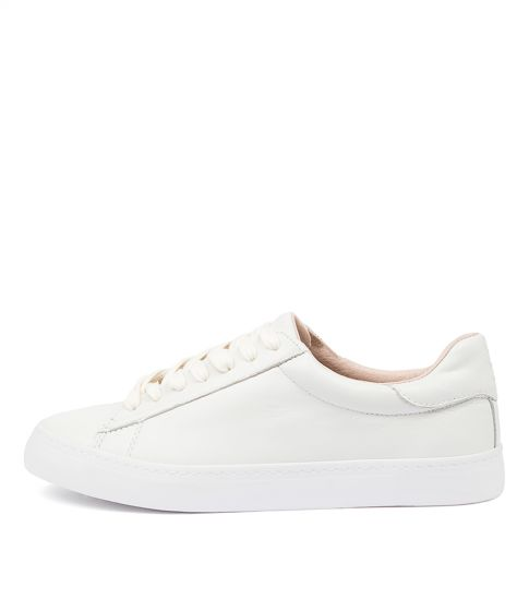 Mollini Session All White Leather