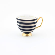 Load image into Gallery viewer, Lyndal T XL Navy Stripe Teacup