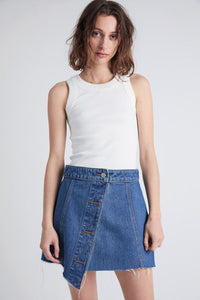 Neuw Denim Farrow Skirt Expose