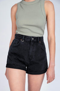Neuw Denim Lola Short Blackout