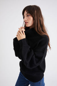 Neuw Denim Nico Knit Black