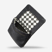 Load image into Gallery viewer, Status Anxiety Norma Wallet Black Leather