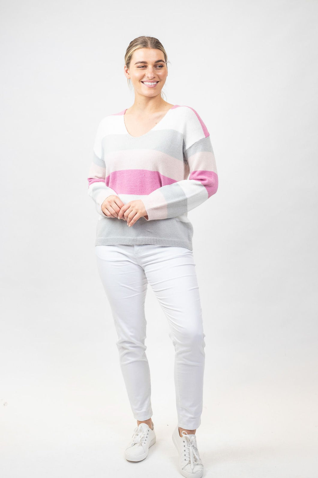 Olive Et Julie RE-21 Knit Pinks