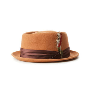 Brixton Stout Pork Pie Hat Hide