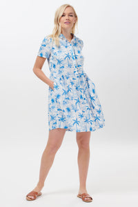 Sugarhill Brighton Keeley Shirt Dress Hawaiian