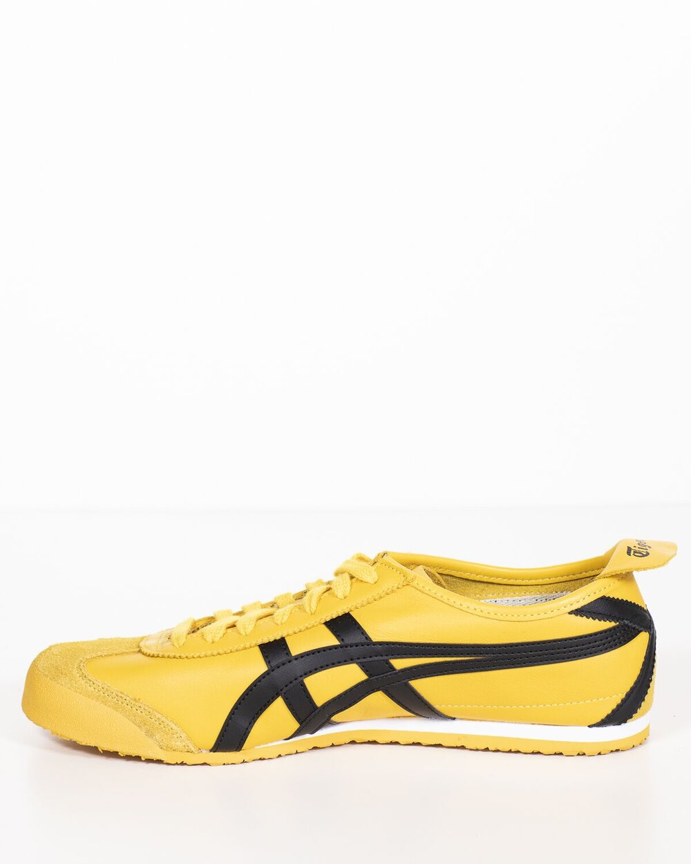 Onitsuka Tigers Mexico 66 Yellow/Black Leather