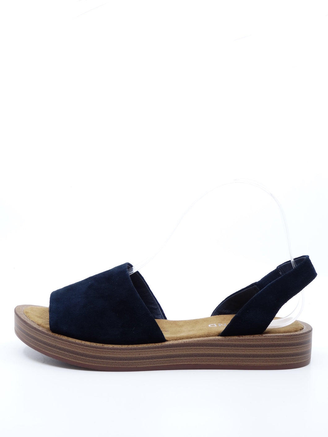 Top End Felix Navy Suede