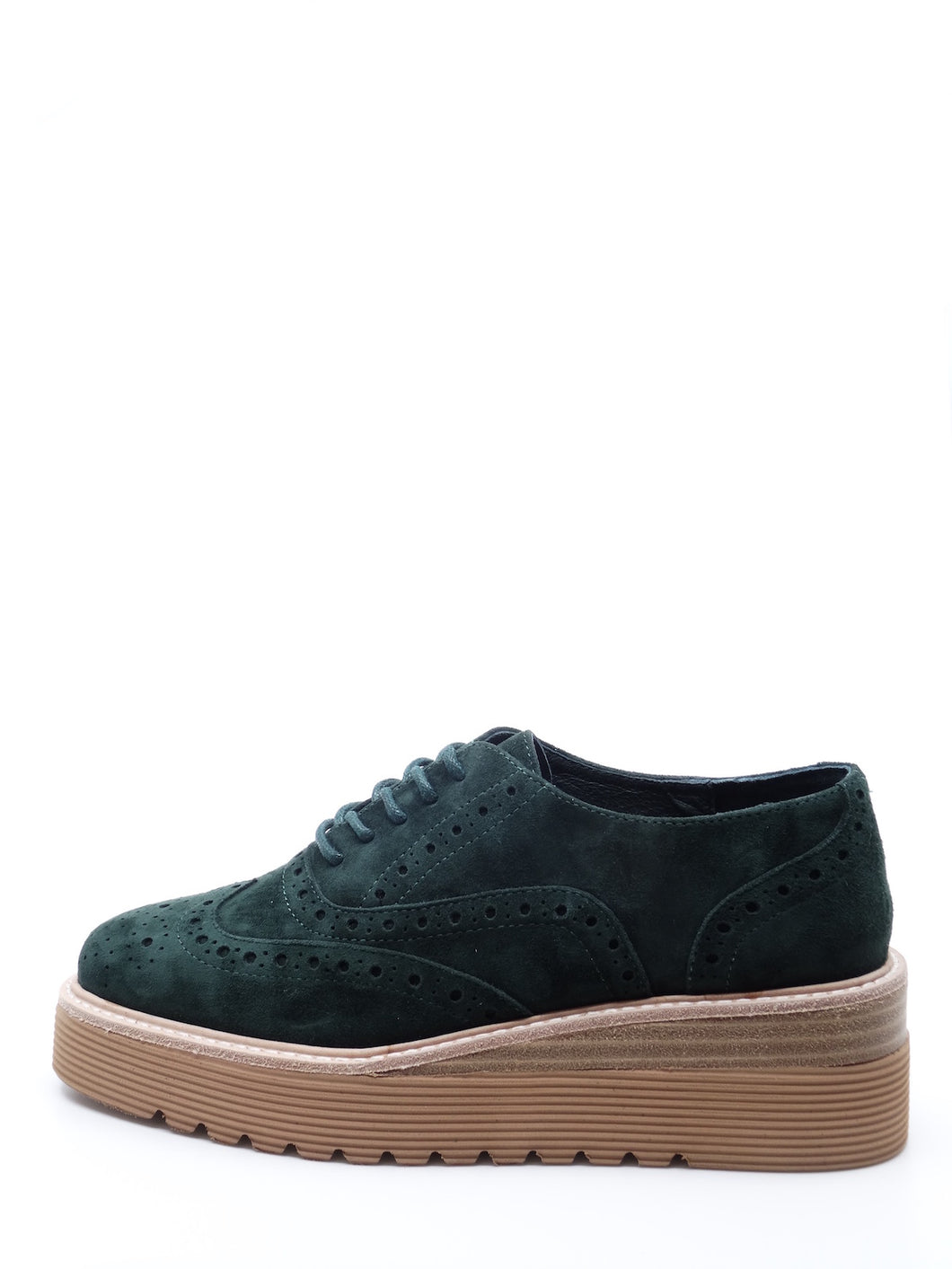 Top End Uborn Forest Suede