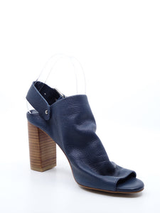 Top End Yessar Navy Leather