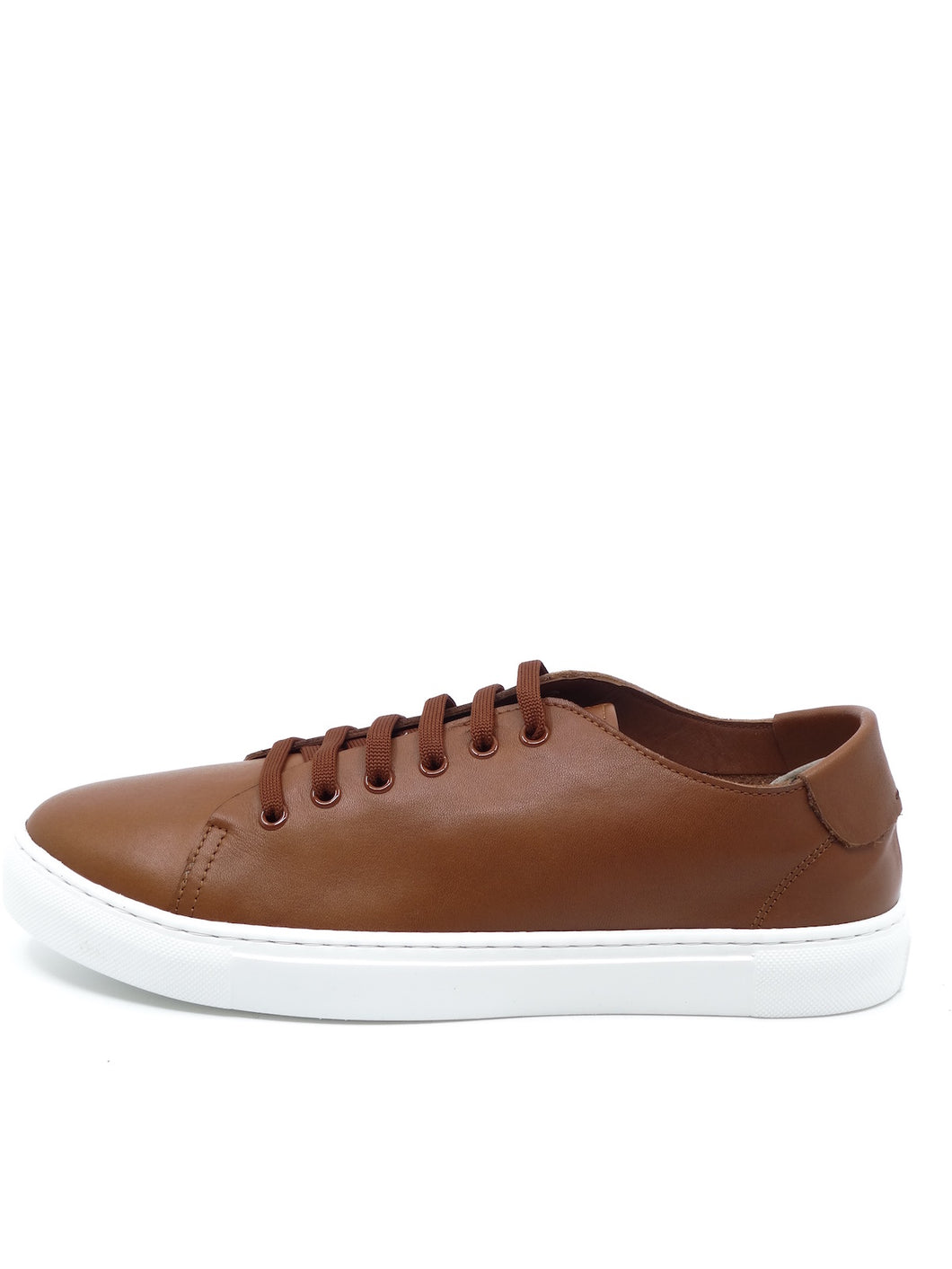 Wave Dexter Tobacco Leather