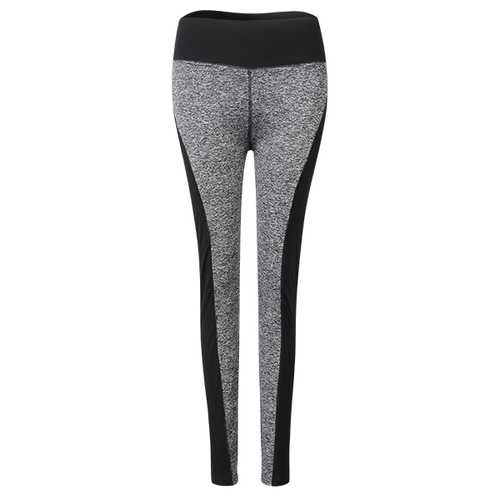 High Elastic Hips Up Work Out Yoga Leggings Pants