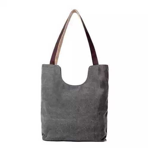 NATURA Cotton Canvas Tote By Journey Collection