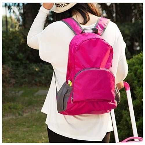 Ahana Bag In A Bag Backpack