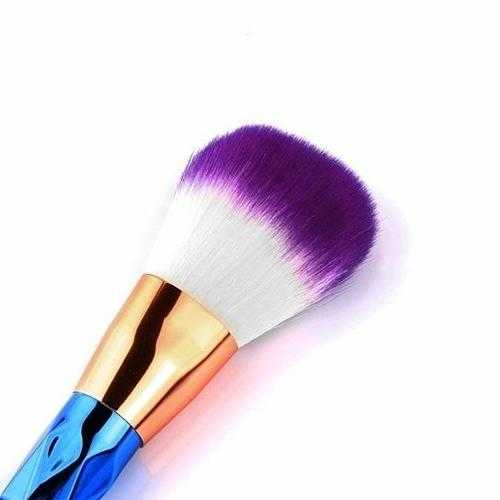 Unicorn Exotic Beauty Enhancer Cosmetic Brush Set Of 7