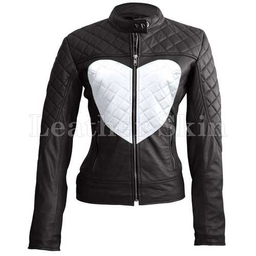 Women Love Leather Jacket