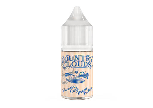 Blueberry Corn Bread Puddin' Salt - Country Clouds E-Juice
