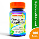 Chromium Picolinate (100 tabletas)