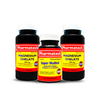 PACK. Magnesio Chelate x 2 y Super Multivit.