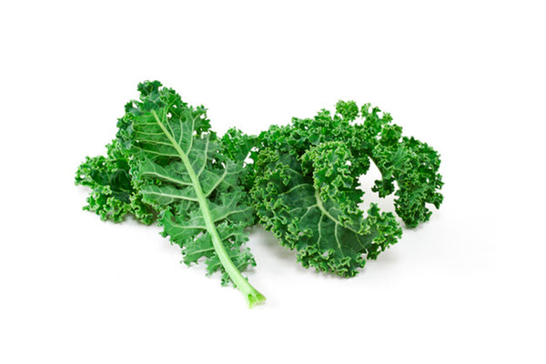 Kale. Baby
