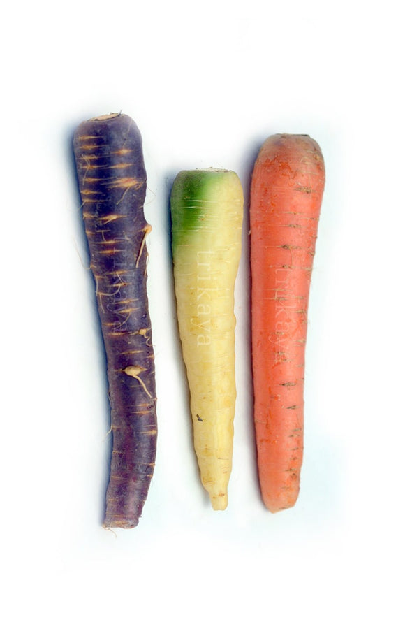 Carrots Mixed Colours