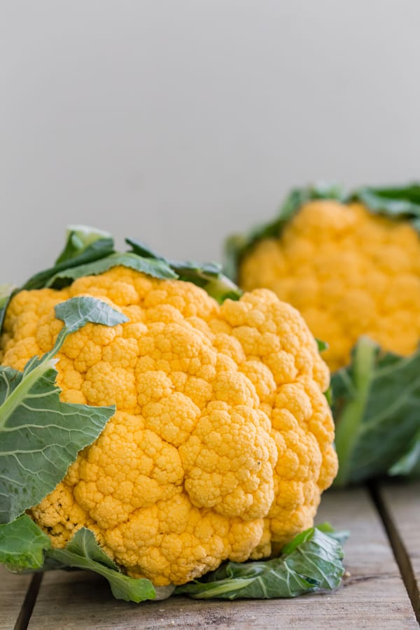 Orange Cauliflower