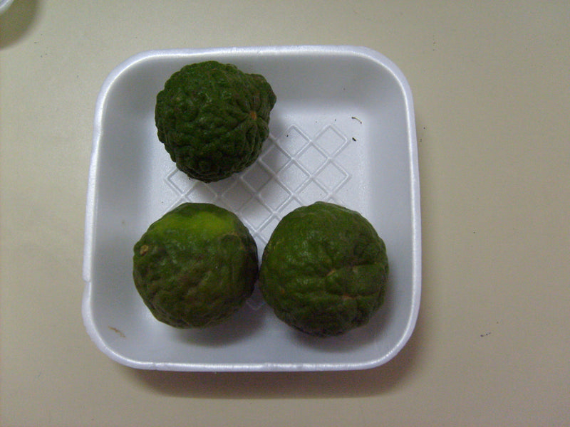 Makroot Fruit, Kaffir Lime Fruit