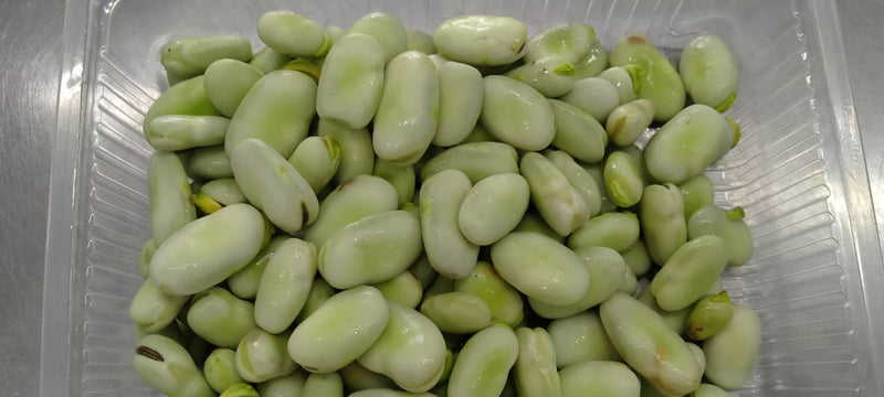 Broad Beans Fresh-Shelled